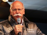 Mercedes raised the bar again to win 2015 title - Dieter Zetsche