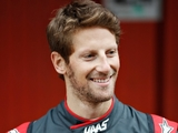 Grosjean reassures axed Kvyat and Palmer