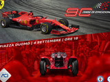 Ferrari and the ACI to hold Milan event