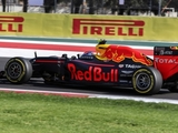 Verstappen felt front row spot was possible