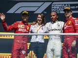 "Ferrari's Vettel returning to podium a ""matter of respect"" for rivals"