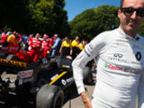 Kubica steps up F1 comeback bid
