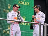 Perez welcomes podium after 'so unlucky' recent rounds