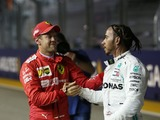 Pit Chat: The love is strong for Hamilton and Vettel