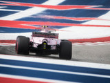 United States GP: Practice notes - Force India