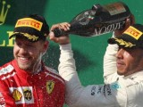 'Pressure makes us do extraordinary things': Hamilton welcomes title rivalry