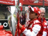 Ferrari and 15,000 fans bid farewell to Massa