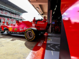 Ferrari has a less competitive package - Vettel