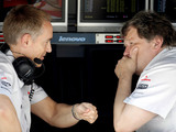 Mercedes discussed McLaren takeover before works entry