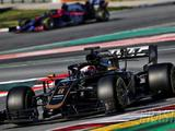 Barcelona F1 Test 2 Times - Friday 12pm