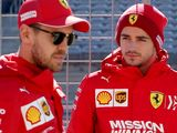 Ferrari summon Vettel, Leclerc for talks