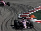 "Sergio Perez: ""Sixth place feels very satisfying"""