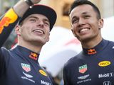 Albon's 'seat to lose' at Red Bull