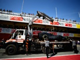 Electrical issues behind latest McLaren setback