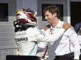 Mercedes explains strategy behind Hamilton's Hungary win