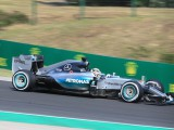 FP1: Hamilton quickest ahead of Rosberg as Perez rolls