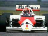 Niki Lauda's five best races