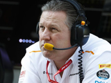 No room in McLaren's IndyCar project for F1 rejects - Brown