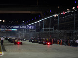 Teams go heavy on ultra-soft tyres for Singapore GP