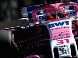 Ocon, Force India investigated over fuel flow