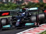 Bottas heads title challengers in Hungarian GP FP2