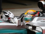 Hamilton remains on Rich List pole