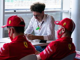Binotto 'has watertight contract' with Ferrari