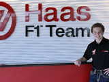 Haas F1 appoint Santino Ferrucci as development driver