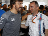 Williams coy on Alonso link