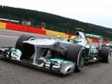 Mercedes revises low-drag package