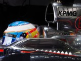 TV presenter suspended for Alonso tweet