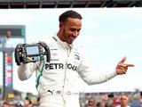 Lewis Hamilton happy to cap 'beautiful' Sunday for England