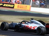 Haas Reveal DRS Caused Grosjean's Free Practice Off at Silverstone