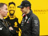 Esteban Ocon pushing for early Renault test run in Abu Dhabi