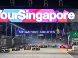 Carey not expecting to lose Singapore from F1 calendar for 2018