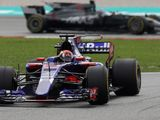 Pierre Gasly battled back pain and malfunctioning drinks system in F1 debut