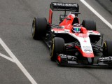 Chilton returns to Marussia cockpit