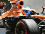 Boullier 'surprised' by Mexican pace