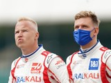 Mazepin hits back in war of words with Schumacher