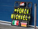 Massa: Hopefully Michael will be strong again