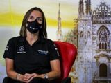 "Claire Williams on her F1 Departure: ""I felt it was the right choice for me to step away"""