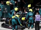 """Vettel facing """"steep learning curve"""" after rollercoaster start with Aston Martin"""