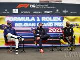 F1 Driver Ratings from the 2021 Belgian Grand Prix