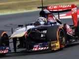 Sainz and Ricciardo closely matched in Toro Rosso