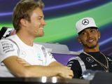 Lewis Hamilton 'proud' of how Nico Rosberg has driven in 2016