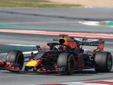 """Very smooth, tidy finish to the first test"" for Red Bull Racing"