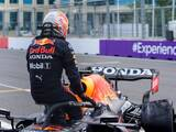 Max having blood pressure test as Hamilton went off