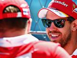 Vettel defends Raikkonen's slow start to 2017