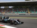Hamilton tops FP3, as Mercedes hammer home their advantage