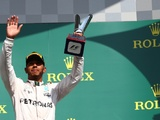 "Hamilton ""can't believe"" he got podium from 21st on grid"